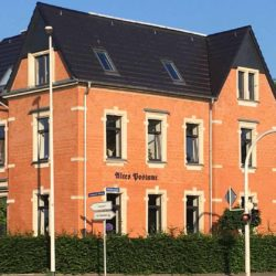 Altes Postamt Cainsdorf